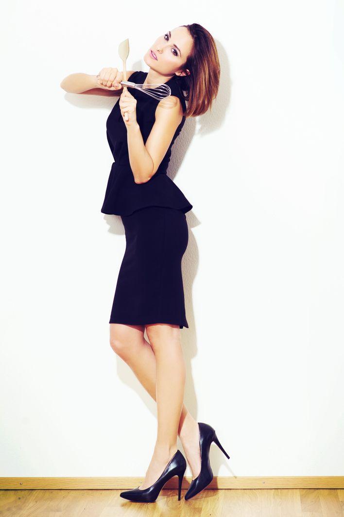 Zoe Torinesi kocht. 2014